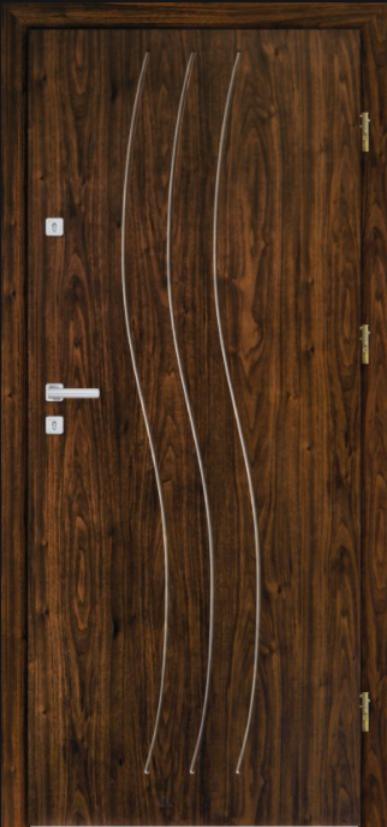 ADMAR D4 - Drzwi wejściowe domieszkania
