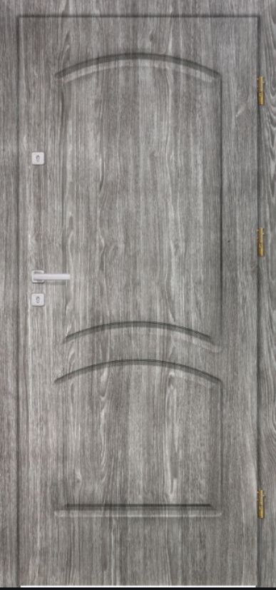 ADMAR K 2 - Drzwi wejściowe domieszkania