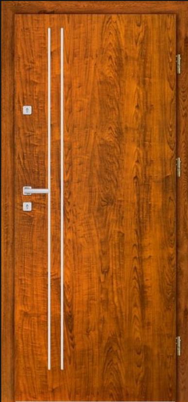 Admar F 4 - Drzwi wejściowe domieszkania