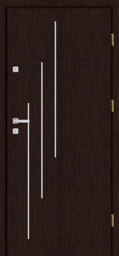 Admar F 6 - Drzwi wejściowe domieszkania