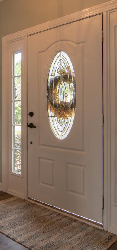 biale drzwi wejsciowe dodomu - Drzwi wejściowe dodomu